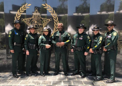 Orange County Sheriff's Office remembers fallen officers at Florida Memorial in Tallahassee