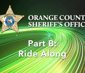 Part B: Deputy Recruit Ride Along