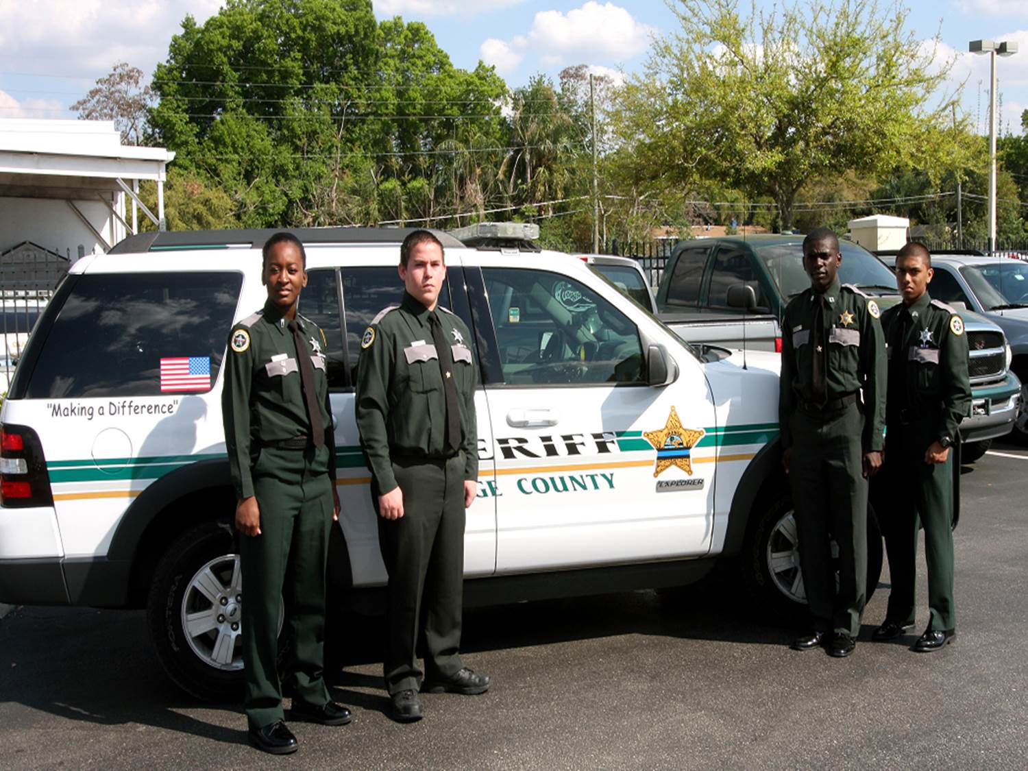 Orange County Sheriff's Office > Services > Administrative