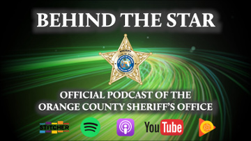 Listen to OCSO's Podcast: Behind the Star