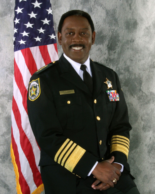 Sheriff Jerry L Demings