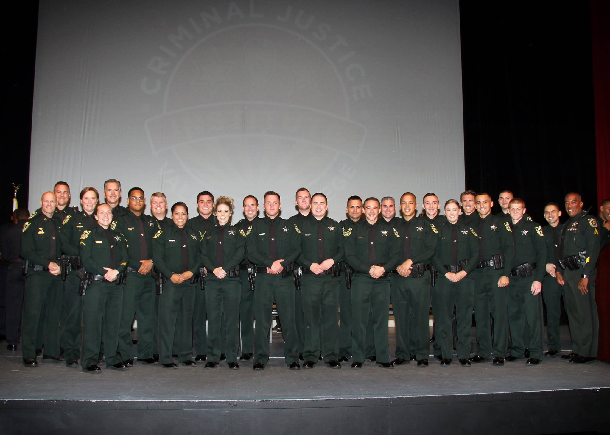 18 new deputy recruits for August 2018