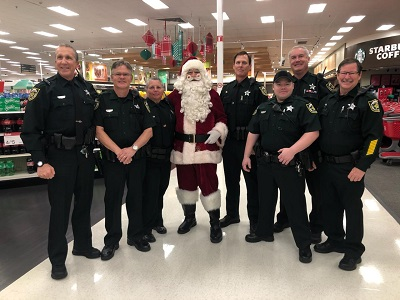 Reserve Deputies assist the community with numerous events throughout the year.