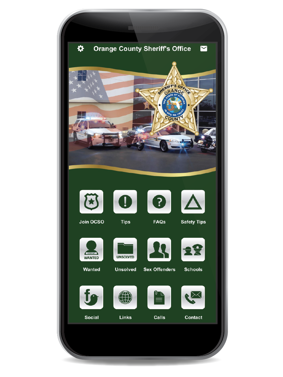 Download the OCSO Mobile App